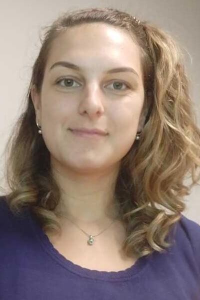 Georgia Bixley - Dietitian